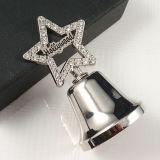Regalo su ordinazione apri di bottiglia della Bell dello scrittorio del pranzo dell'Israele del ricordo della Bell della Tabella del metallo promozionale