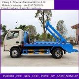 6 caminhão de lixo do braço do balanço das rodas 4X2 para a venda