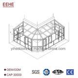 Prefabricated 일광실 지붕은 가격을 깐다