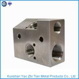 Части металла CNC высокой точности Китая изготовленный на заказ подвергая механической обработке