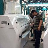 Usine de fraisage automatique de moulin à farine du maïs 100tpd