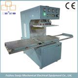 Máquina de soldadura de alta freqüência da folha do PVC para a tela do PVC