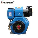Дизельный двигатель запускается с электроприводом со шпоночным пазом вал и корпус воздушного фильтра в масляной ванне (HR186FA)