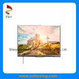 pantalla de 7.0-Inch LCD con la resolución 800 (RGB) X480 para la navegación del coche