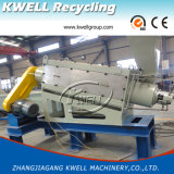 Plastikflaschen-Waschmaschine/Haustier blättert Recycing Zeile/Plastikaufbereitenzerkleinerungsmaschine ab