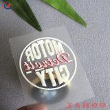 주문 3D 열전달 절상 고무 로고 실리콘 로고 인쇄