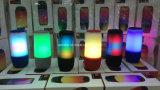 De draagbare Spreker van de Stem van de Spreker van de Muziek van Bluetooth Lightshow Kleurrijke
