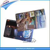 ISO7816/14443, Cr80 passen Karte des Entwurfs-RFID IS für Geschäft, Hotel, Wohnung, Gatter an