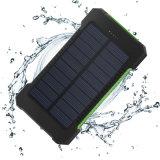 Resistente al agua Dual USB cargador de batería de litio-polímero 30.000mAh Panel Solar Power Bank
