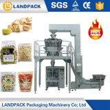 Macchina per l'imballaggio delle merci automatica piena dei pistacchi del sacchetto di plastica
