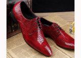 人の服のAlibabaの靴の人のスリップ