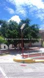 180lm/W luz de calle solar del IES LED 50W
