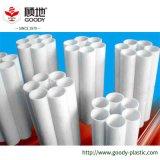 Tubo encajonado protector de PVC-U para el cable de fibra óptica de la comunicación subterráneo