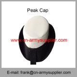 卸し売り安い中国の軍隊のウールの憲兵の女性制帽