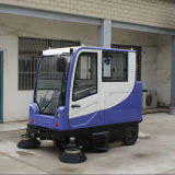 Reiten-auf Typen mit Luft-Zustands-elektrischer Kehrmaschine