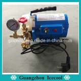 최신 판매 안정되어 있는 소형 60bar 전기 고압 에어 컨디셔너 세탁기 Dqx-35 에어 컨디셔너 청소 기계