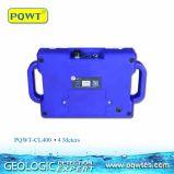 Strumento a terra Pqwt-Cl400 del rivelatore di perdita dell'acqua del tubo della registrazione standby tenuta in mano di molto tempo