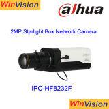 Luz das estrelas ao ar livre Ipc-Hf8232f da câmera do ponto de entrada do IP de Dahua 2MP 1080P H. 265