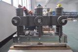 Tension moyenne élevée de disjoncteur de vide de Vcb de la série Zw32-12