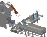 automatischer Verpacker der Luft-5-50kg mit dem genauen Wiegen für Kleber-Pflanze