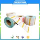 Escritura de la etiqueta directa de las impresoras térmicas de la alta calidad