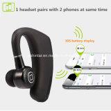 Drahtlose Bluetooth Kopfhörer-Freisprechgeräusche, die Geschäft drahtlosen Bluetooth Kopfhörer beenden