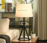 Simple Modern Iron American Nordic Country Desk Lamp