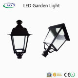 50W LED Jardín Luz Post Top Luminarias Lámpara al aire libre Bombilla Cool Blanco