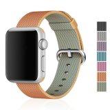 Fascia di nylon di Replcement dell'orologio di qualità di prezzi di fabbrica per Apple
