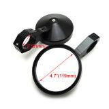 """Ftvmi011 UTV partie miroir en aluminium réglable de la commande numérique par ordinateur UTV de billette ronde de qualité 2 le """""""