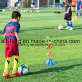 Hohe Fußball-Platten-Kegel-Markierungen