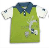 Zaxwear neue Art-Baumwollbambusjungen-stilvolles T-Shirt