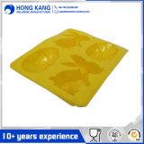 6 de silicone da borracha copos do molde do bolo (RS03)