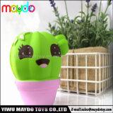 PU perfumada Squishies Cactus Subida Lenta Anti Stress Reliever Brinquedos