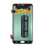 """5.7 """" FHD per il bordo della galassia S6 di Samsung più il convertitore analogico/digitale dello schermo di tocco della visualizzazione dell'affissione a cristalli liquidi di G928 G928f per il bordo di Samsung S6 più affissione a cristalli liquidi Edge+ sostituiscono"""