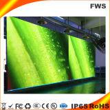 Segno dell'interno della visualizzazione di LED P3 per fare pubblicità