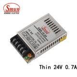 SMB-10-24 10W 24VDC 0.8A Aluminiumfall-ultra dünne Stromversorgung