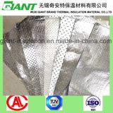 Perforierte leuchtende Sperren-Aluminiumfolie + PE& Woven+ Al-Folien-Rolle