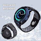 Zachte Band 20mm van het Silicone de Riem van de Vervanging voor het Slimme Horloge van de Sport van het Toestel