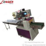 Barra de proteína comercial Embalagens Wrapper Candy Bar máquinas de cintagem