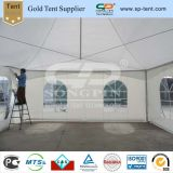 tenda di tensionamento dell'alto picco di 6X6m per gli eventi esterni del giardino