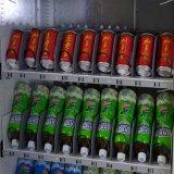 Máquina expendedora refrigerada del dispensador de la pantalla táctil en precio bajo