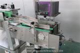 Rotulador envuelto de la máquina de etiquetado de la botella redonda del champú de la fuente de la fábrica