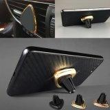 360 도 보편적인 차 홀더 자석 배기구 마운트 Smartphone 선창 이동 전화 홀더