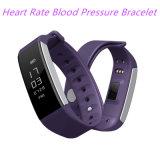 心拍数の血圧の適性のBluetoothの高精度でスマートなブレスレット