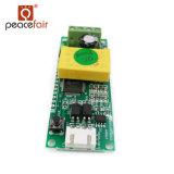 Pzem-004t AC van de Kabel van de rol CT+ USB de Meter van de Stroom van de Haven van Ttl van de Enige Fase 80-260V 100A