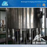 Máquina que capsula de relleno que se lava de la botella de agua completamente automática 3 In1