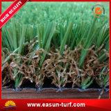 Herbe artificielle de gazon synthétique de décoration de jardin pour le jardin