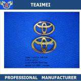 Изготовленный на заказ эмблемы логоса автомобиля золота высокого качества