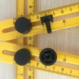 Herramientas plegables de múltiples funciones de la regla del modelo del mejor socio del trabajo